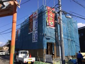 三郷市O様邸新築工事 (1)